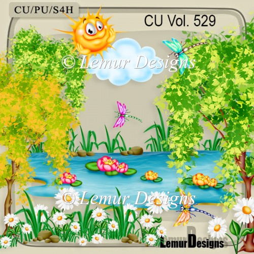 CU Vol. 529 Summer Day
