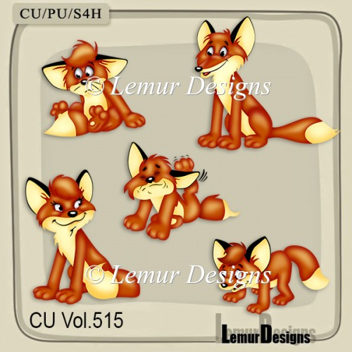 CU Vol. 515 Animals