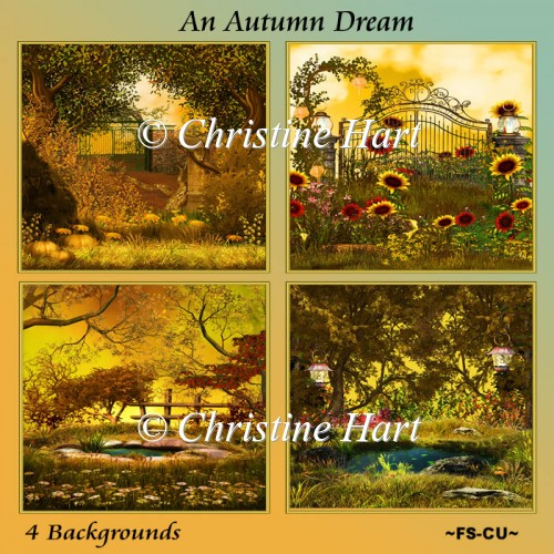 An Autumn Dream - Click Image to Close