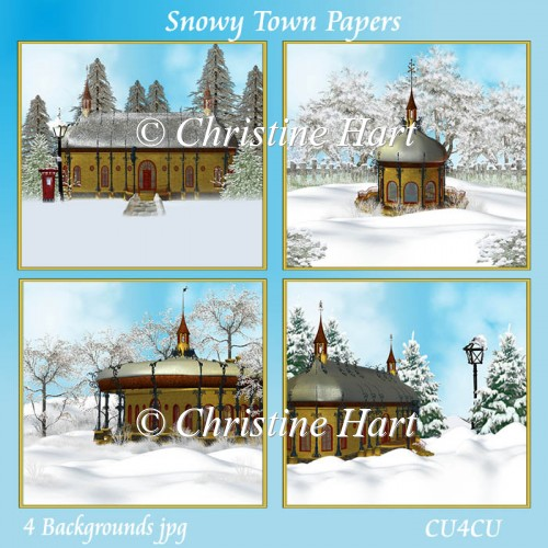 Snowy Town Papers