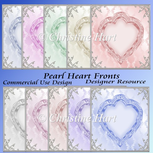 Pearl Heart Fronts