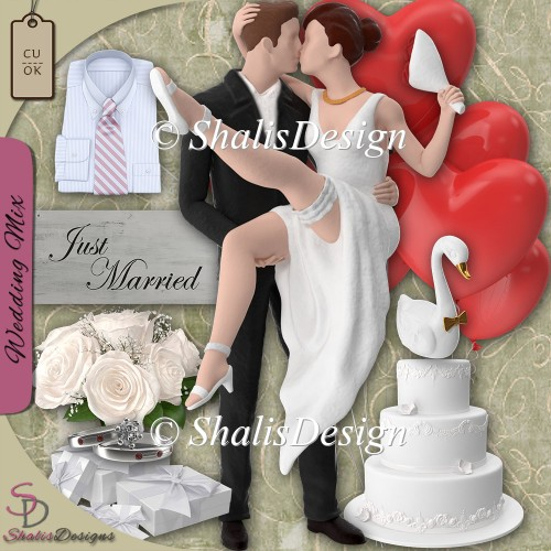 **Wedding Mix**